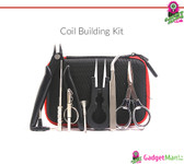 Mini E-smoking Tube Bag DIY Tool Kit
