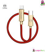 Knight Series Lightning Cable - 1.2m, Red
