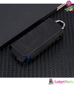 E-Cigarette Leather Case Holder Cover Black