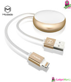 MCDODO Circle Series Lightning Cable, White