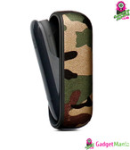 For IQOS 3.0 E Cigarette Camo Case, Green
