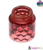 Snake Drip Tip Resin 810 Mouthpiece - Red