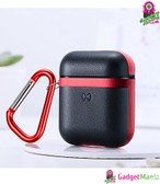 Protective Charging Case for AirPods Red