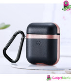 Protective Case for AirPods Rose Gold