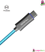 MCDODO Knight Charge USB Cable - 1m, Blue