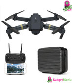 E58 480P RC Drone Quadcopter with Storage Box