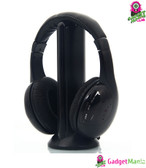 5 in 1 Headset Wireless Headphone