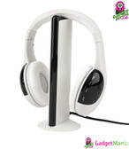 5 in 1 Headset Wireless Headphone White