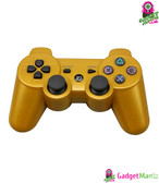 Sony PS3 Wireless Bluetooth Gamepad Gold