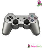 Sony PS3 Wireless Bluetooth Gamepad  Silver