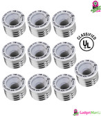 10 Pcs Socket Reducer Adapter Converter