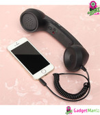 3.5mm Universal  Cellphone Handset  Black