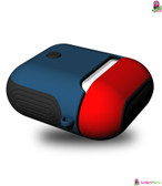 AirPods Silicone  Protective Cover Red blue