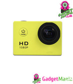SJ4000 Full HD 720P Mini Action Camera Yellow