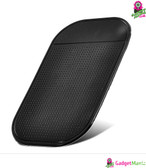 Sticky Car Pad for Cell Phone Black