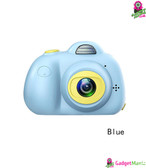 Cute Portable 2.0 inch LCD Mini Camera Blue