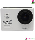 SJ7000 1080P Waterproof Sport Camera White