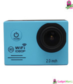 SJ7000 1080P Waterproof Sport Camera Blue