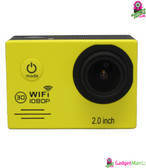 SJ7000 1080P Waterproof Sport Camera Yellow