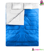 Idealhouse  2 Singles Sleeping Bags Blue