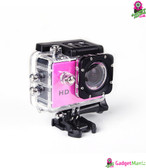 Action Underwater Camera Kit Pink