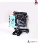 Action Underwater Camera Kit Blue