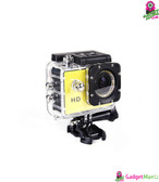 Action Underwater Camera Kit Yellow