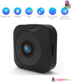 Mini WiFi Full HD 720P Camera Black