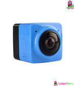 Mini Panoramic Wide Angle Action Camera Blue