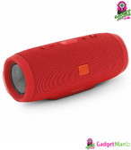 Portable Waterproof Bluetooth Speaker Red