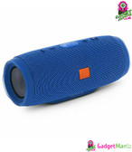 Portable Waterproof Bluetooth Speaker Blue