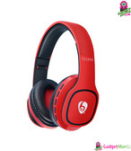 OVLENG S98 Wireless Over-head Headphone Red