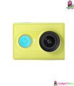 XiaoYi 1080p Waterproof Cameras Yellow green