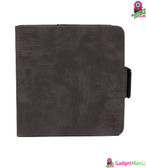 PU Leather Shockproof Protective Case Gray