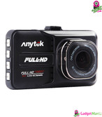 Anytek A98 HD 1080P Car DVR Camera Black