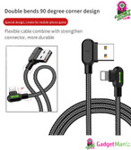 1Pc USB Cable Charging Data Cord 1.2m