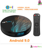 HK1 Max Smart TV Box - 4G + 64G, EU Plug