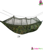 Portable Parachute Fabric Hammock 2#