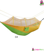 Portable Parachute Fabric Hammock 6#