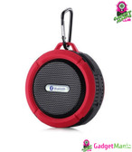C6 Outdoor Wireless Bluetooth Speaker - Red