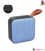 T5 Fabric Wireless Mini Speaker Blue