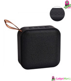 T5 Fabric Wireless Mini Speaker Black
