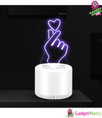 3D Mosquito Killer Lamp - Love 02