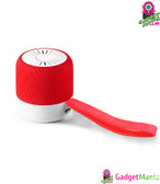 Mini Portable Bluetooth Speaker Red
