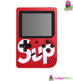 Portable Video Handheld Game Console Red