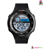 SKMEI 1465 Men Luxury Sport Watch Black