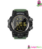 EX16S Waterproof Smart Sport Watch Green