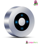 A8  Wireless Bluetooth Speakers Silver