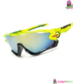 Outdoor Cycling Sunglasses light green