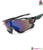 Outdoor Cycling Sunglasses Blue lens